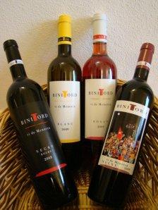 Bòtils de vi d'altres temporades