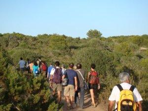 Excursió de Cala en Turqueta a Cala Galdana